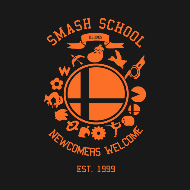 Smash School Newcomer (Orange)