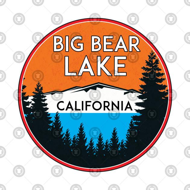 BIG BEAR LAKE CALIFORNIA REPUBLIC SKIING SKI LAKE BOAT BOATING BEAR SNOWBOARD