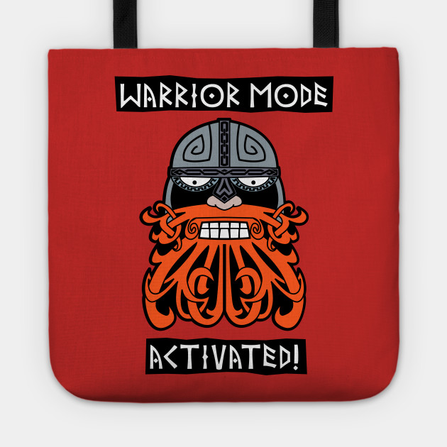 Warrior Mode Activated