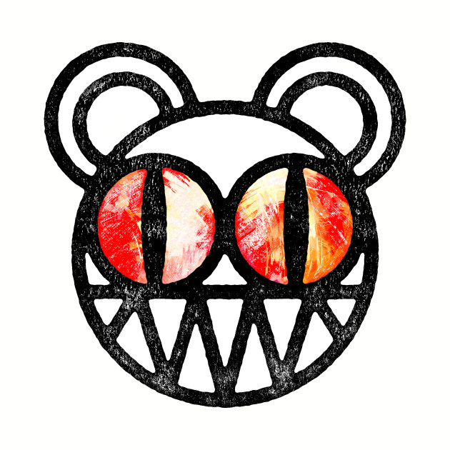 Radiohead's bear