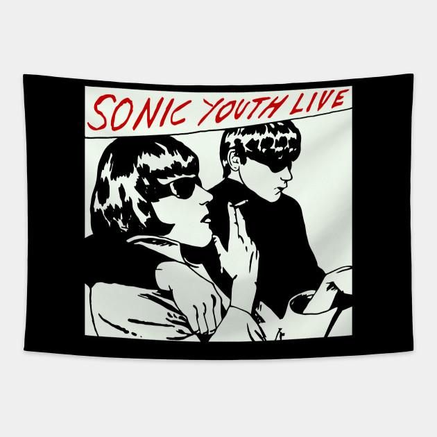 Sonic Youth as worn by kurt cobain