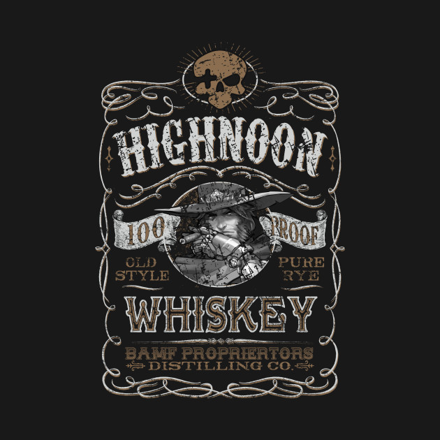 Highnoon Whiskey - McCree