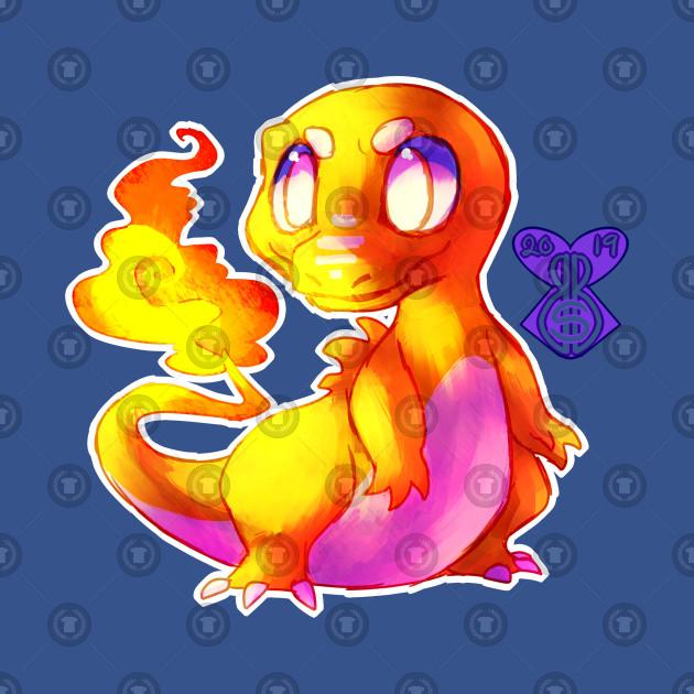 exotic salamander