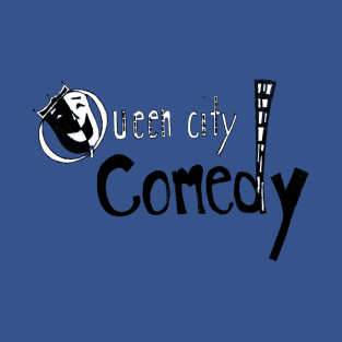 Queen City Comedy t-shirts