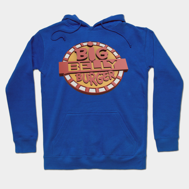 Big Belly Burger Hoodie
