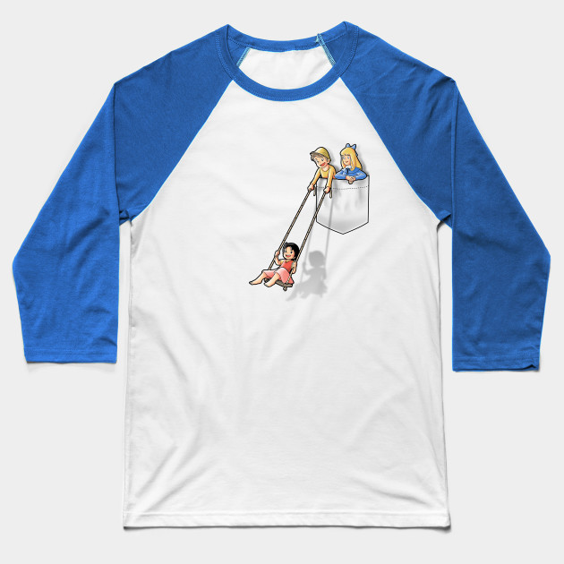 Swing Baseball T-Shirt