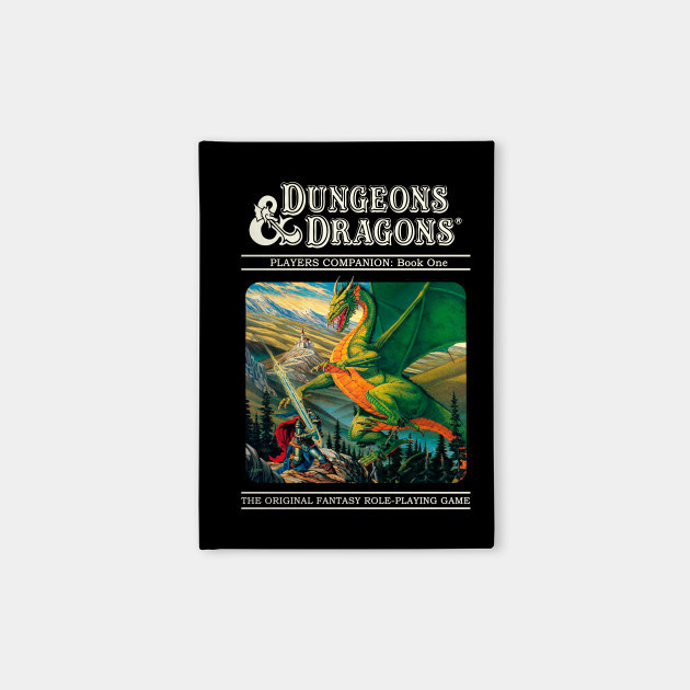 Dungeons & Dragons Retro cover