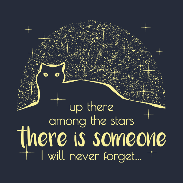 My Cat Up There Among The Stars