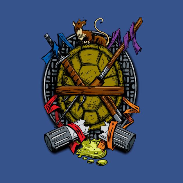 Turtle Family Crest
