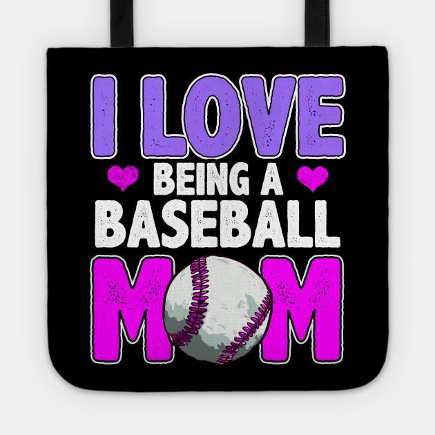 1ace600f7 Funny Softball Mom T-Shirt Ball Mom Softball Baseball Tee - Baseball ...