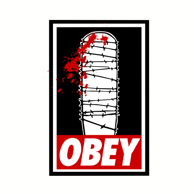Obey (Lucille Blood)