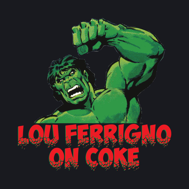 Lou Ferrigno on Coke