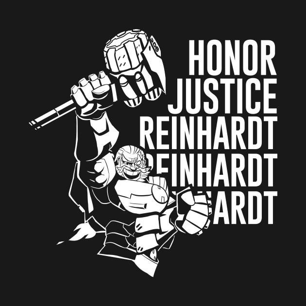 REINHARDT!!!