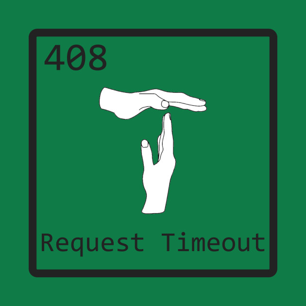 http code 408 Request Timeout