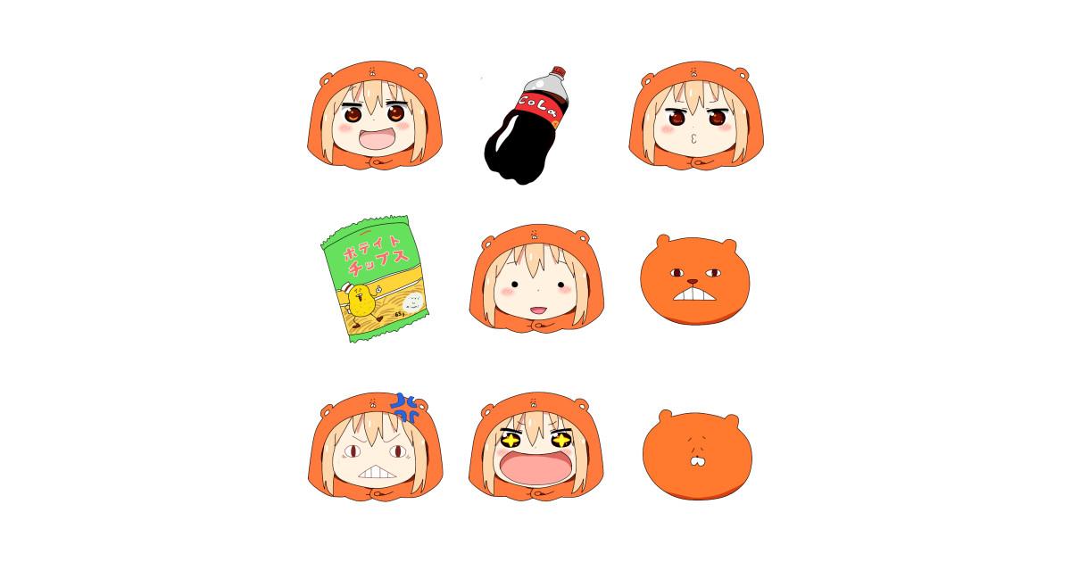 Umaru chan sticker