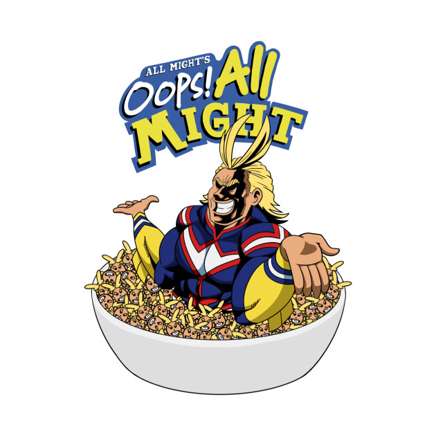Oops All Might