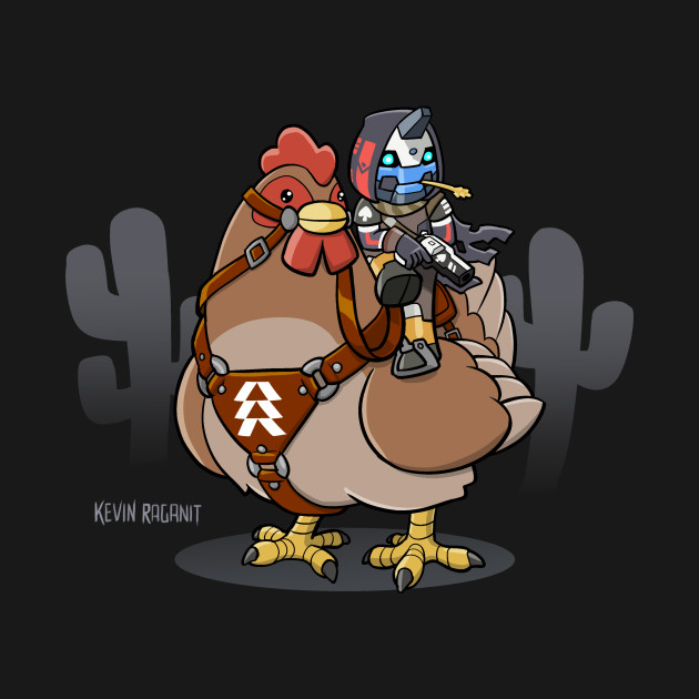 The Ace and the Chicken