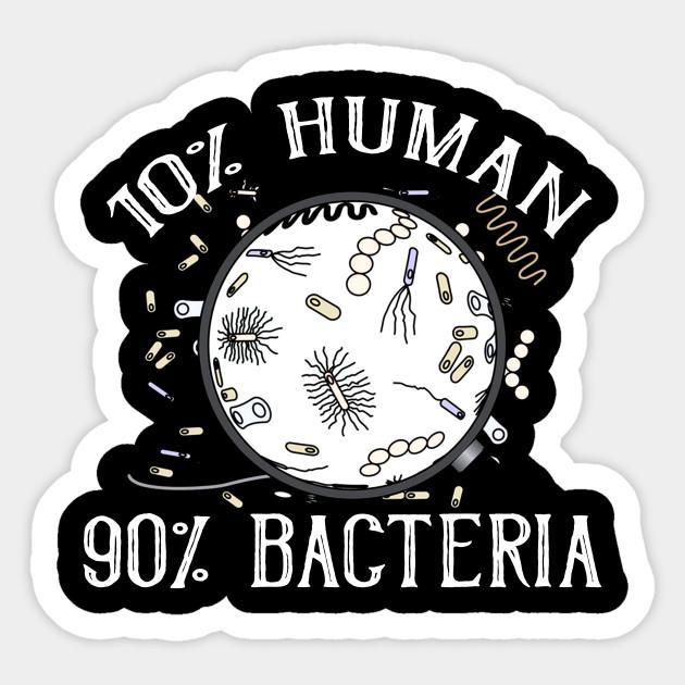 10 Human 90 Micro Biology Shirt Biology Sticker Teepublic Uk