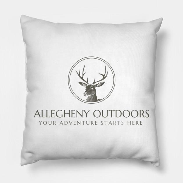 Allegheny Outdoors Deer Logo