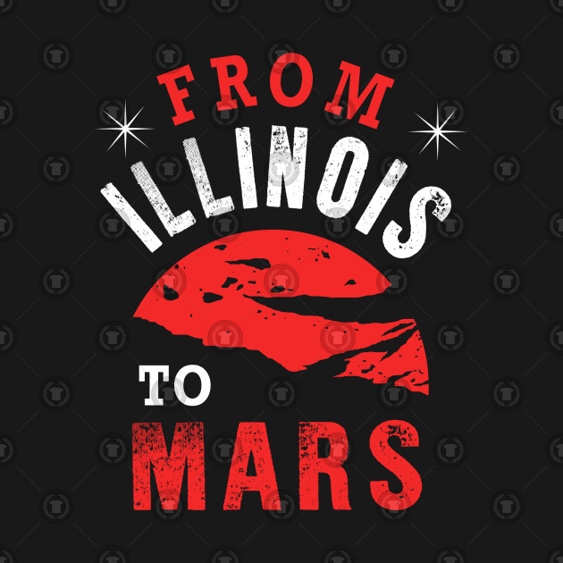 Illinois to Mars