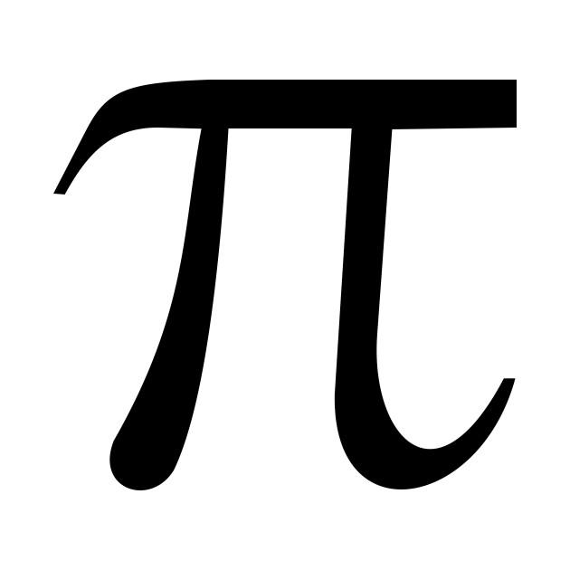 Math Pi Symbol Limited Edition Exclusive Math Pi Symbol T Shirt