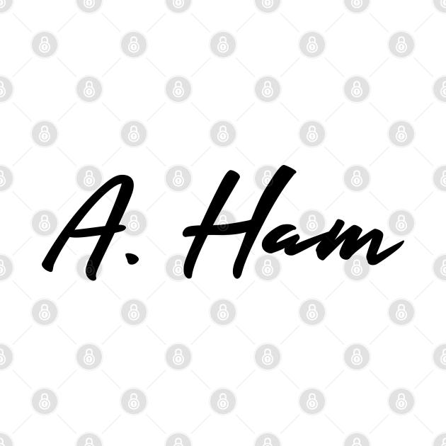 A. Ham