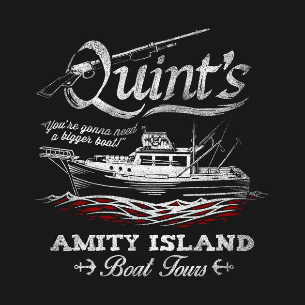 Quint's Boat Tours