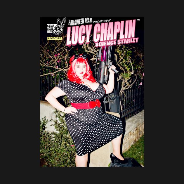 Lucy Chaplin Cosplay
