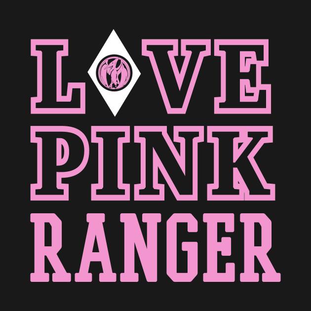 Love Pink Ranger