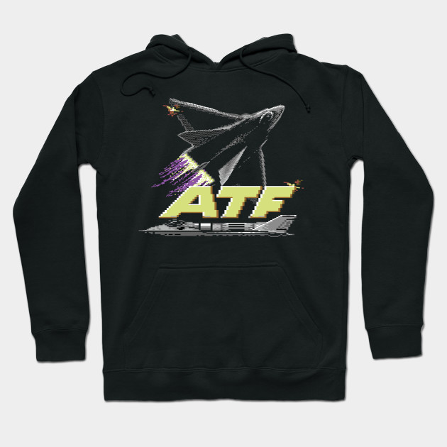 ATF: Advanced Tactical Fighter Hoodie