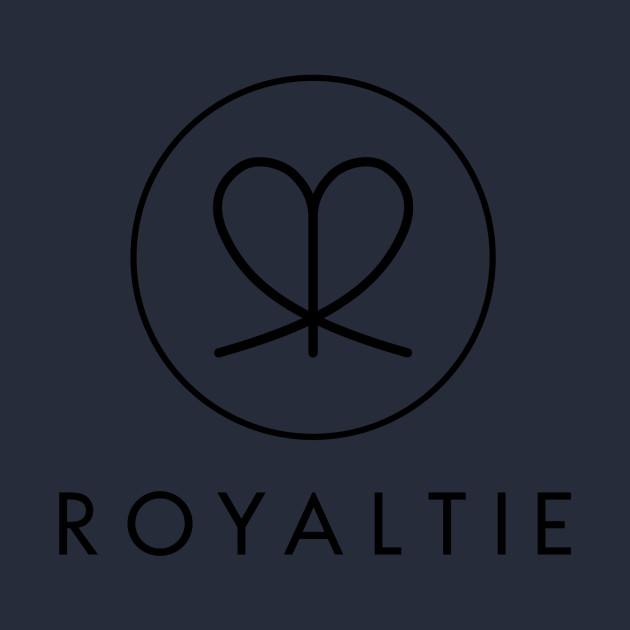 Royaltie Logo with Text