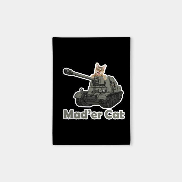 Mad'er Cat Panzer