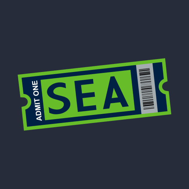 SEA Football Ticket