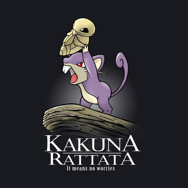 Kakuna Rattata