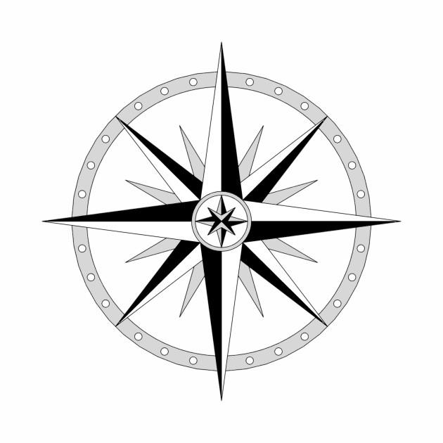 Marina compass