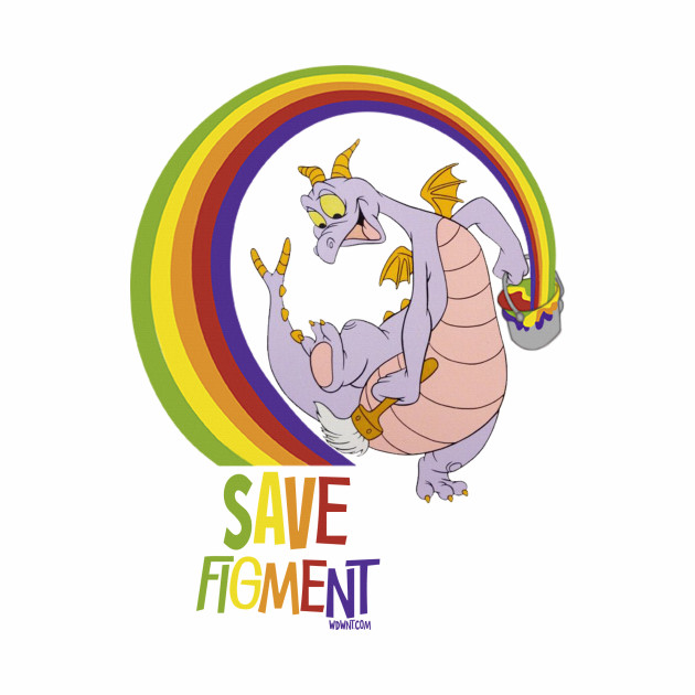 Save Figment - Journey Into Imagination at Epcot - WDWNT.com