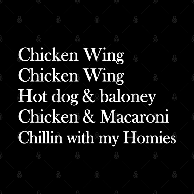 CHICKEN WING HOT DOG AND BOLOGNA