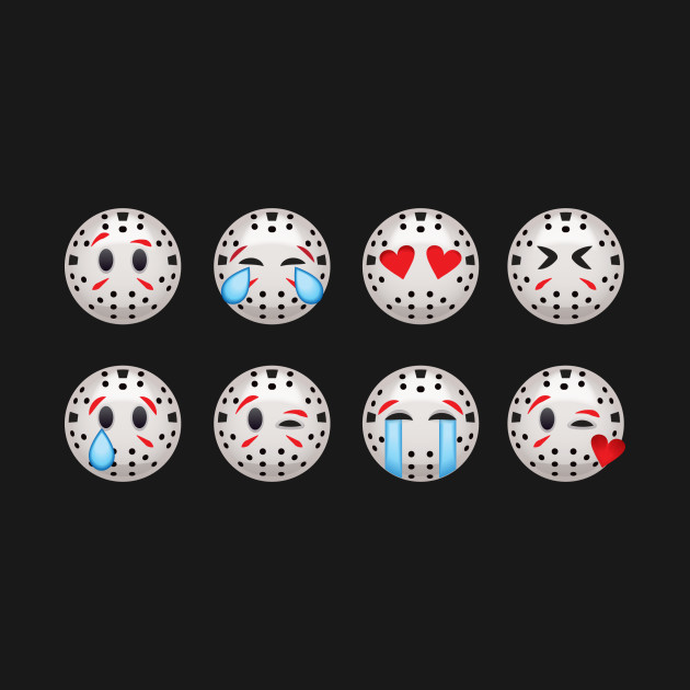 Friday the 13th Emojis