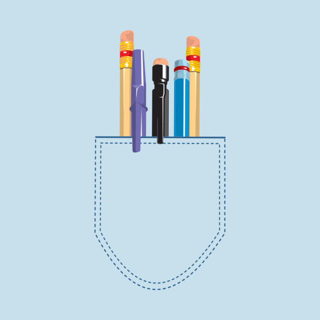 doodle weapon pocket