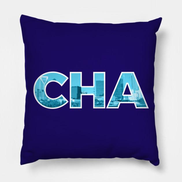 Charlotte Hornets CHA Skyline