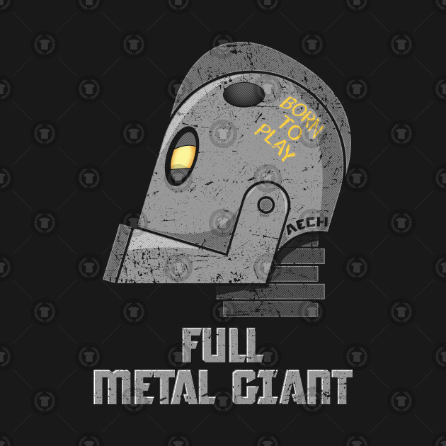 Full Metal Giant