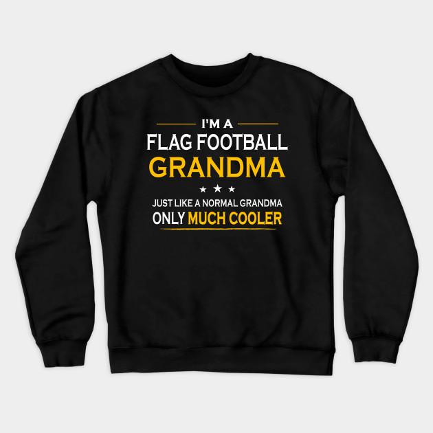 """Ladies Hoodie /""""Football Grandma/""""  Hoody"""