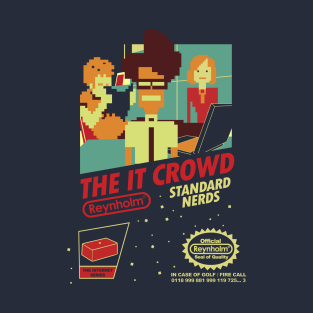 Standard Nerds NES game