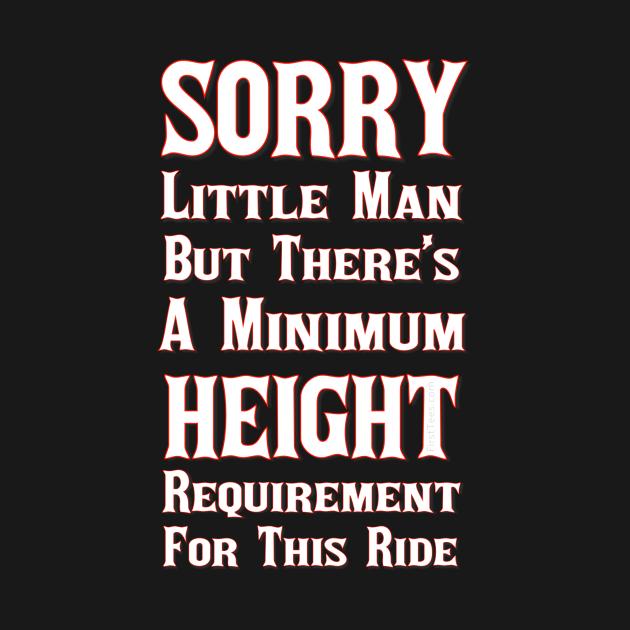 Minimum Height Requirement