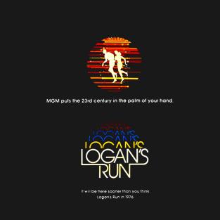 Logan's Run t-shirts