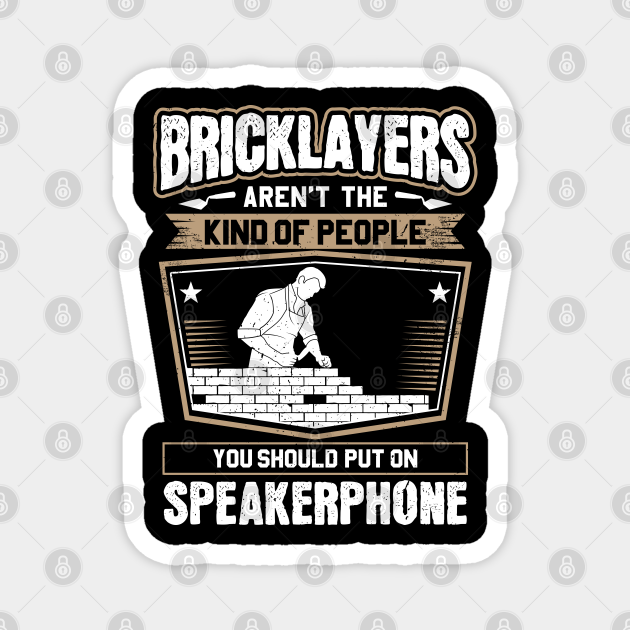 Bricklayer Mason Brickmason Blockmason