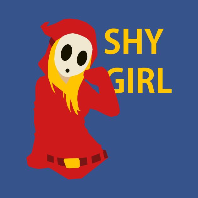 Shy Girl Mario