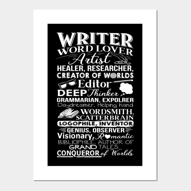 Writer title definition meaning author english teacher gift writer 2391566 0 stopboris Images