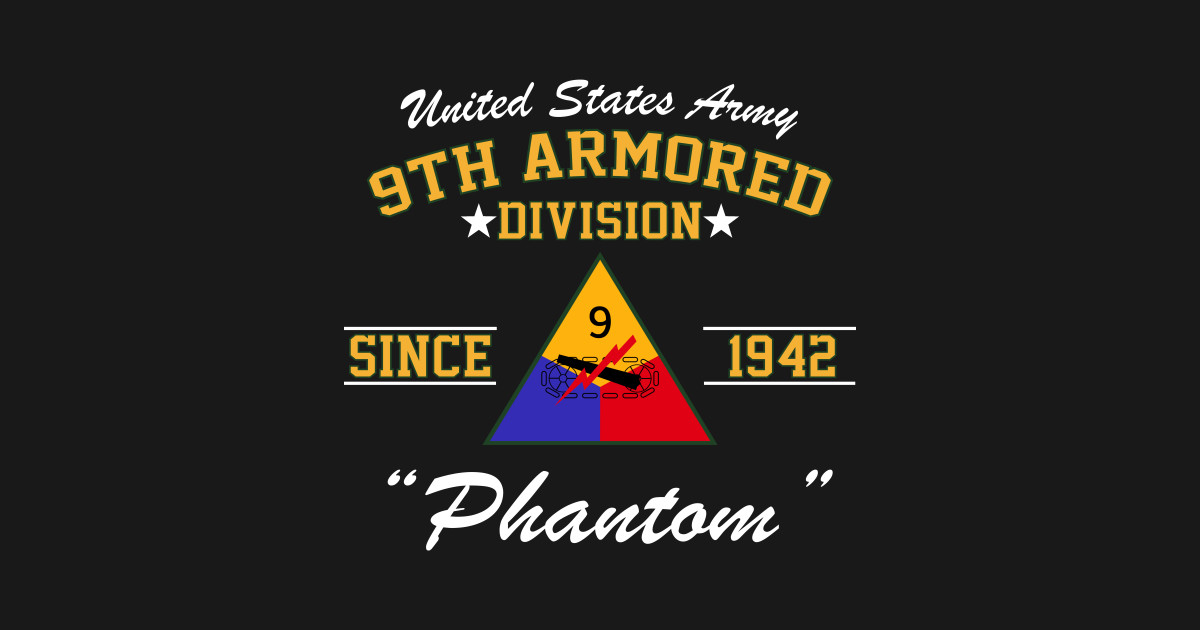 9th Armored Division by nolamaddog
