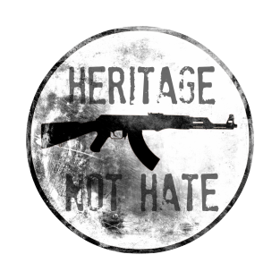 2A Heritage Not Hate
